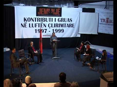 Lëvizja VETËVENDOSJE! TRIBUNË:Kontributi i gruas në luftën çlirimtare 1997-1999