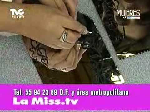 Cómo Decorar Espejos con Vitrales (METVC)