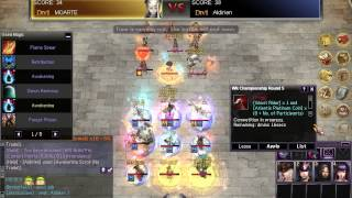 AR Weekly AM Final 1-5-2013: MOARTE vs. Aldirien