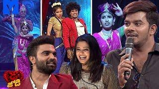 Dhee Jodi Latest Promo - Dhee 11 - 20th March 2019 - Sudheer,Priyamani,Rashmi,Poorna - Mallemalatv - MALLEMALATV