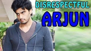 Arjun Kapoor Throws Tantrums after Success in 2 States & Gunday