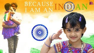 Because I Am An INDIAN Telugu Short Film | Independence Day Special Video | Mobile Talkies - YOUTUBE