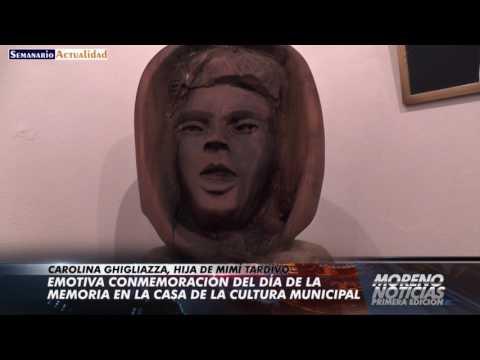 Emotiva conmemoración del Día de la Memoria en la Casa de la Cultura municipal