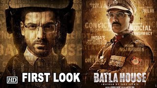 John Abraham 'Batla House' FIRST LOOK Released - IANSLIVE