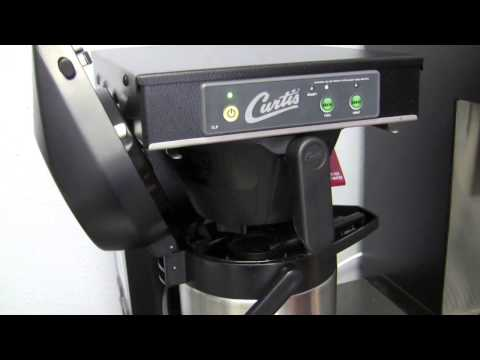 Crew Review Curtis TLP Thermal Low Profile Commercial Brewer