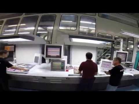 Video imprimerie Pollina