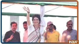India TV Exclusive show on Priyanka Gandhi's Ganga yatra - INDIATV