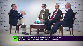 CrossTalk: Colder War (Extended version) - RUSSIATODAY