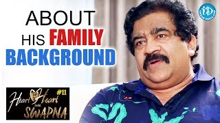 Chamundeswaranath About His Family Background || Heart To Heart With Swapna - IDREAMMOVIES