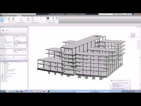 Autodesk 360 Structural Analysis for Autodesk Revit