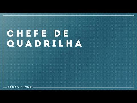 Chefe de quadrilha - Cone Crew (COVER) (Pedro Thomé )