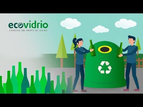 Aprende a reciclar vidrio (Español)