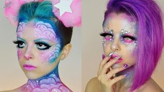 This Makeup Artist's Out-of-This-World Creations Go Way Beyond Skin Deep - POPSUGARTV