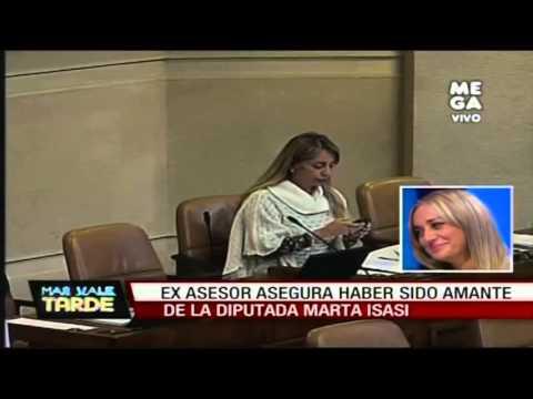 Nota: La teleserie de Marta Isasi, la acusan de recibir 25 millones de pesos de Corpesca