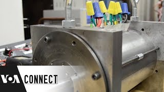 Efficient Electric Generator - VOAVIDEO