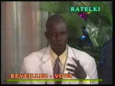 L'émission Réveillez-vous, de la Ratelki Kinshasa