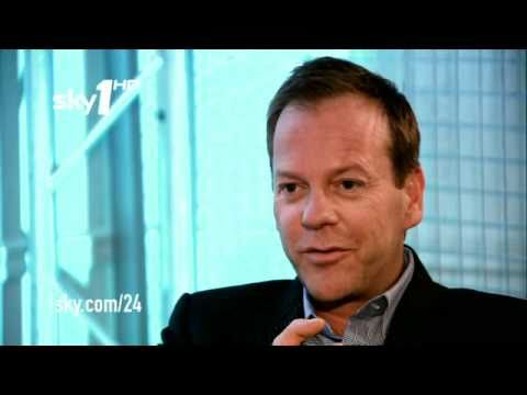 Ben Jones meets Kiefer Sutherland aka Jack Bauer