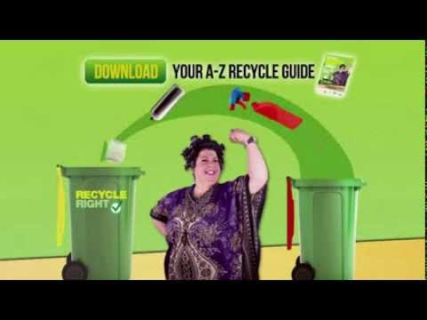 HRR Recycle Right 'Recycle Hero 1' 30sec TVC