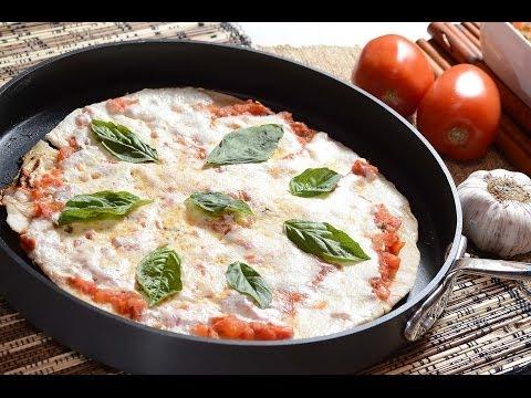 Pizza sin horno - Como cocinar