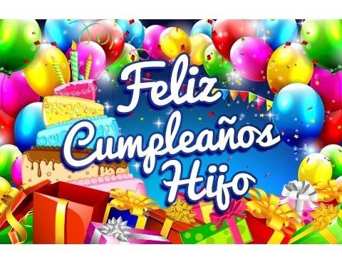 Feliz Cumpleaños Hijo – Mensajes para un Cumpleaños Gratis | Etiquetate.net