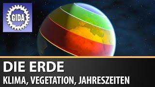 GIDA - Die Erde - Klima, Vegetation, Jahreszeiten - Geographie ...