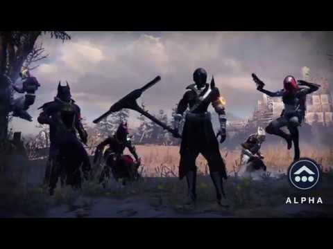 Destiny 1 with Dread Light Clan