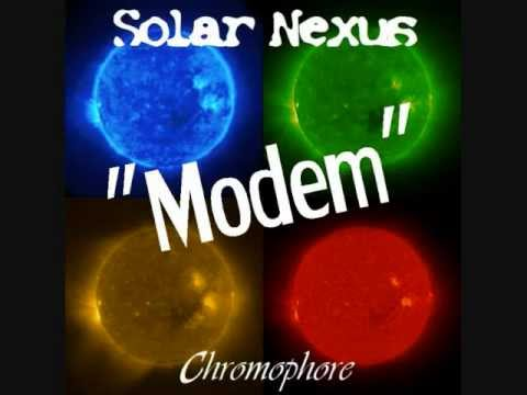 Solar Nexus - Modem by Alex Russon