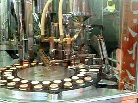 Maquina pasteles japoneses en Kyoto