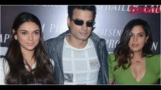 Richa-Aditi's Cold War Evident At Daas Dev's Trailer Launch | Bollywood News - ZOOMDEKHO