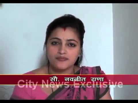 Navneet Kaur Rana's Interview on Kapus Utpadak Shetkari Andolan
