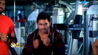 100 days challenge -  Day 16 #FitnessFirst - MAAMUSIC