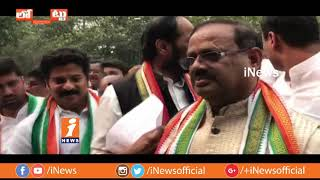 Why Congress High Commands Orders To Telangana Congress On Parliament ELection? | Loguttu | iNews - INEWS