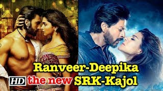 Are Ranveer-Deepika the next Shah Rukh-Kajol? - BOLLYWOODCOUNTRY