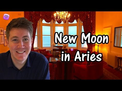New Moon in Aries March 28, 2017 | Gregory Scott Astrology