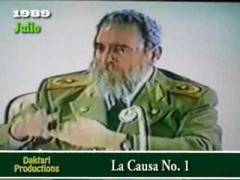1989/013 JUICIO AL GENERAL ARNALDO OCHOA