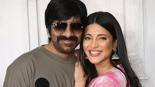 Ravi Teja's Krack Movie Opening Video | Shruti Hassan | TFPC - TFPC