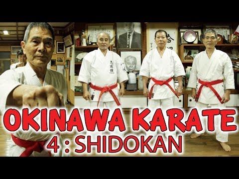 OKINAWA KARATE : SHORIN RYU - Shidokan - MDV Communication