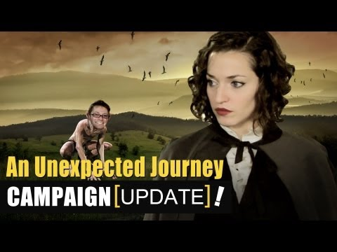 An Unexpected Journey- Ep. 74