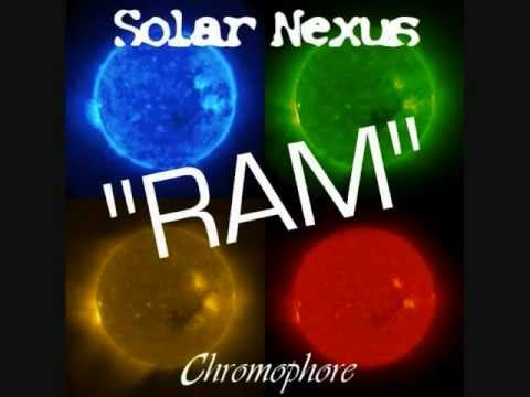 Solar Nexus - Random Access Memory by Alex Russon