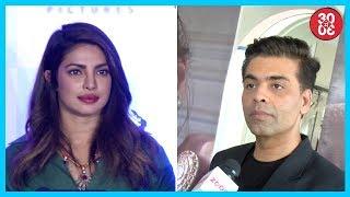 Priyanka Chopra Hikes Her Performance Charge   Did Karan Miss An Important Event? - ZOOMDEKHO