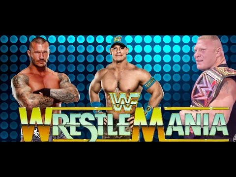 MAJOR WWE WrestleMania 31 Backstage News On Turning Points For John Cena Randy Orton & Brock Lesnar!