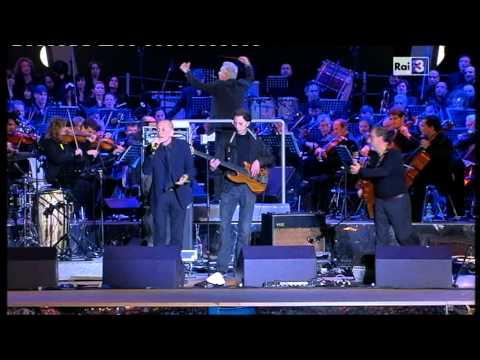 Concerto I maggio 2011: Peppe Servillo: Te voglio bene assai