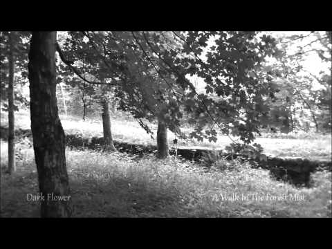 Gothic Melancholy Music - Dark Flower - A Walk In The Forest Mist