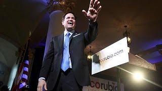 «ماركو روبيو» يعلن خوضه انتخابات الرئاسة الأمريكية