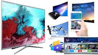 Обзор телевизора Samsung UE49K5550AU