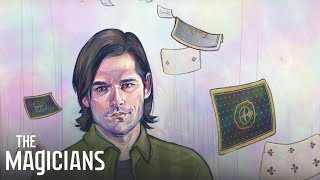 THE MAGICIANS | Fanimations: Party Tricks - Chapter 1 | SYFY - SYFY