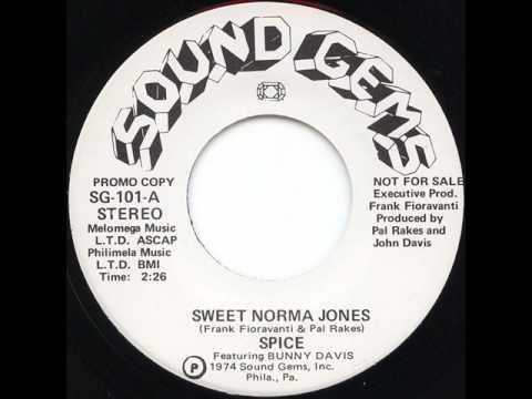 spice   sweet norma jones