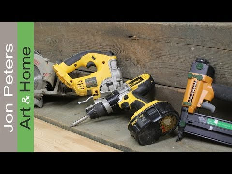 Carpentry Power Tools: A Few Tips on the