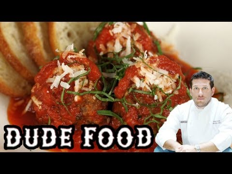 Dad's Italian Meatball Recipe for Father's Day - Dude Food