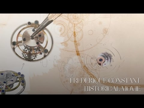 Frederique Constant Historical Movie 10 years Heart Beat Manufacture